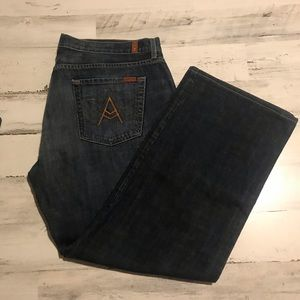 7 SEVEN FOR ALL MANKIND JEANS 40